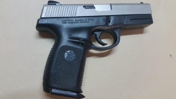 Smith&Wesson SW40