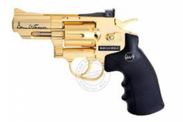 "ASG Dan Wesson 2,5"" Gold"