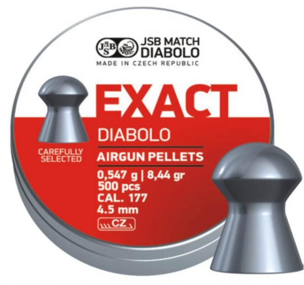 JSB Exact 4,5mm (8,44grain)