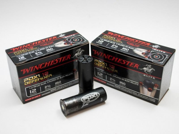 Winchester PDX12 3+1