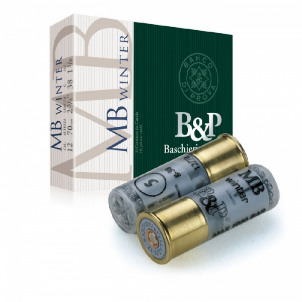 B&P MB Winter 38gr.
