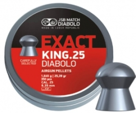 JSB Exact King 6,35mm (25,4grains)